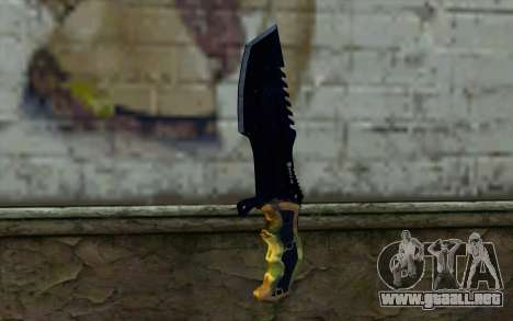 Knife from COD: Ghosts v1 para GTA San Andreas
