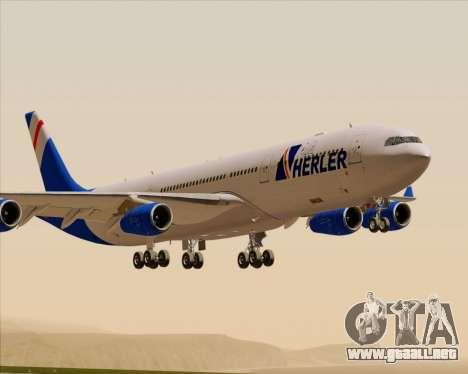 Airbus A340-300 Air Herler para GTA San Andreas