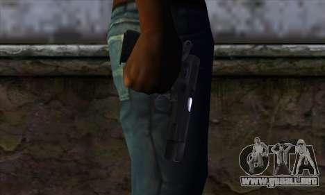 CZ75 v1 para GTA San Andreas tercera pantalla