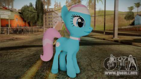 Lotus from My Little Pony para GTA San Andreas