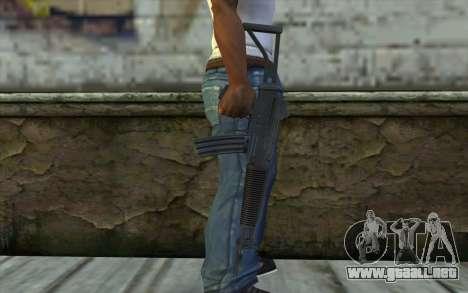AR70 v1 para GTA San Andreas tercera pantalla