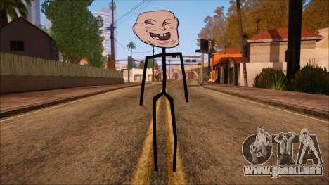 Skin de Meme Troll Bebe para GTA San Andreas