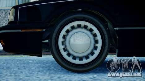 Primo Continental para GTA 4 Vista posterior izquierda