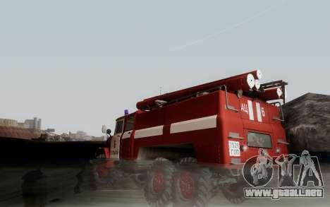Pista de off-road 3.0 para GTA San Andreas novena de pantalla