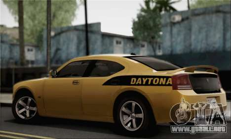 Dodge Charger SuperBee para GTA San Andreas left