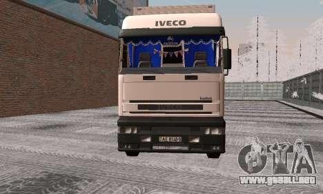 Iveco EuroTech para GTA San Andreas left