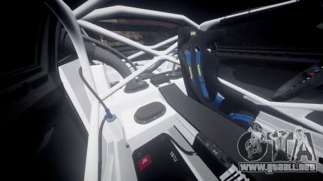 BMW Z4 GT3 2014 Goodsmile Racing para GTA 4 vista lateral