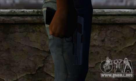 New Colt45 para GTA San Andreas tercera pantalla