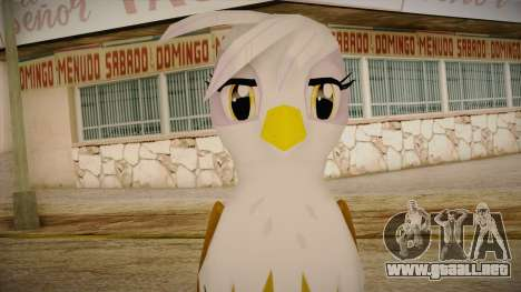 Gilda from My Little Pony para GTA San Andreas tercera pantalla
