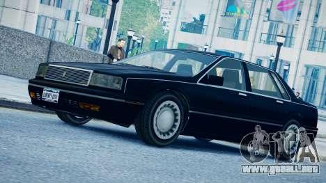 Primo Continental para GTA 4