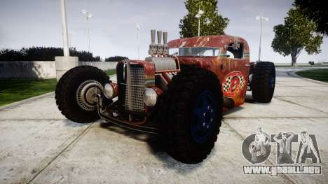 Dumont Type 47 Rat Rod PJ2 para GTA 4