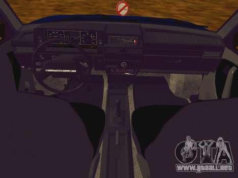 VAZ-2109 Inmuebles para la visión correcta GTA San Andreas