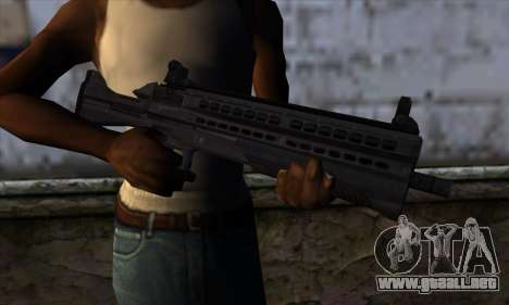 Combat Shotgun from State of Decay para GTA San Andreas tercera pantalla