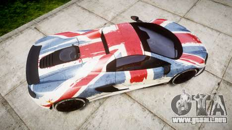 McLaren 650S Spider 2014 [EPM] v2.0 UK para GTA 4 visión correcta