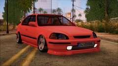 Honda Civic 34 VB 8884