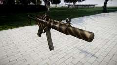 Pistola de MP5SD DRS FS