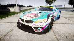 BMW Z4 GT3 2014 Goodsmile Racing para GTA 4