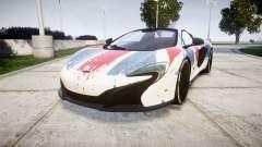 McLaren 650S Spider 2014 [EPM] v2.0 UK para GTA 4