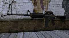 New M4 para GTA San Andreas