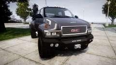 GMC C4500 TopKick 2007 Ironhide para GTA 4