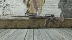 M16A4 from Battlefield 3