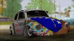 Volkswagen Beetle Bosnia Stance Nation para GTA San Andreas