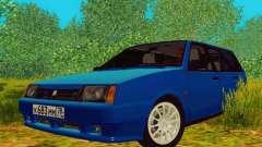 VAZ-2109 Inmuebles para GTA San Andreas