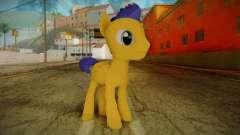 Flash Sentry from My Little Pony para GTA San Andreas