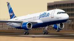 Airbus A320-200 JetBlue Airways para GTA San Andreas