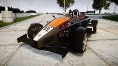 Ariel Atom V8 2010 [RIV] v1.1 SptCar para GTA 4