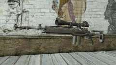 M14 EBR para GTA San Andreas