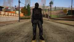 SAS from Counter Strike Condition Zero para GTA San Andreas