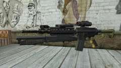 M4 MGS Aimpoint v3 para GTA San Andreas