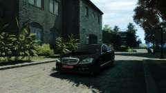 Mercedes-Benz W221 S63 AMG