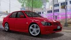 Toyota Altezza (RS200) 2004 (IVF) para GTA San Andreas