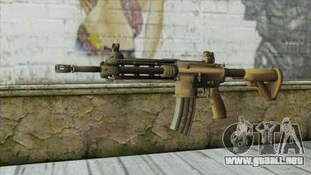 M4 from Battlefield 4 para GTA San Andreas