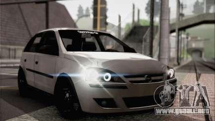 Opel Corsa 5-Doors para GTA San Andreas
