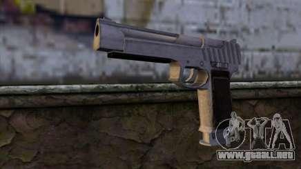 Pistol 50 from GTA 5 para GTA San Andreas