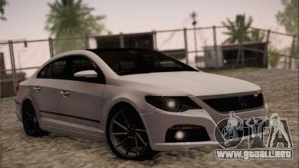 Volkswagen AirCC para GTA San Andreas