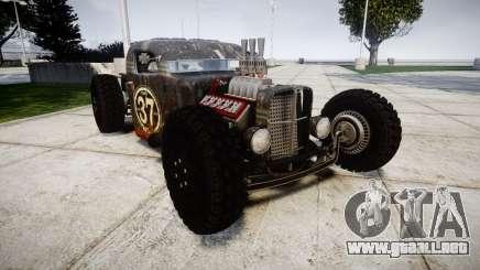 Dumont Type 47 Rat Rod PJ1 para GTA 4
