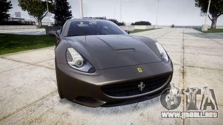 Ferrari California [EPM] v1.5 para GTA 4