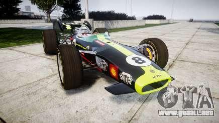 Lotus 49 1967 black para GTA 4