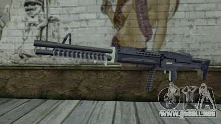 M60 from GTA Vice City para GTA San Andreas