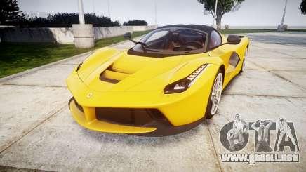Ferrari LaFerrari [EPM] v1.2 para GTA 4