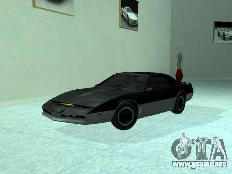 Pontiac Trans-Am K. R. R. R. para GTA San Andreas