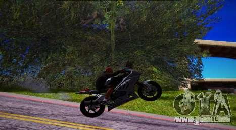 FaFan ENB series para GTA San Andreas segunda pantalla
