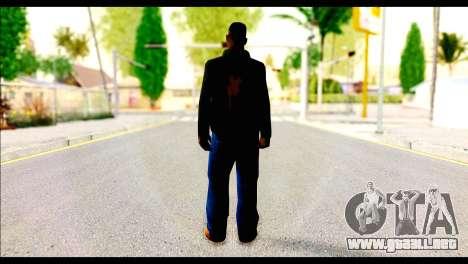 Ginos Ped 36 para GTA San Andreas segunda pantalla