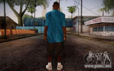 Ginos Ped 7 para GTA San Andreas segunda pantalla