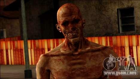 Outlast Skin 4 para GTA San Andreas tercera pantalla
