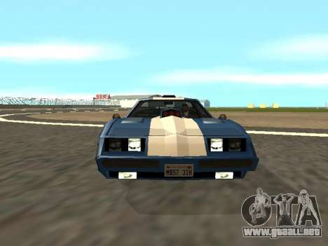 New Phoenix para vista inferior GTA San Andreas